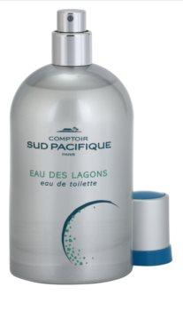 Comptoir Sud Pacifique Eau Des Lagons Eau de Toilette for Women 100 ml