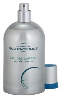 Comptoir Sud Pacifique Eau Des Lagons Eau de Toilette für Damen 100 ml