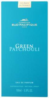 Comptoir Sud Pacifique Green Patchouli parfumska voda uniseks 100 ml