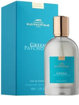 Comptoir Sud Pacifique Green Patchouli Eau de Parfum unissexo 100 ml