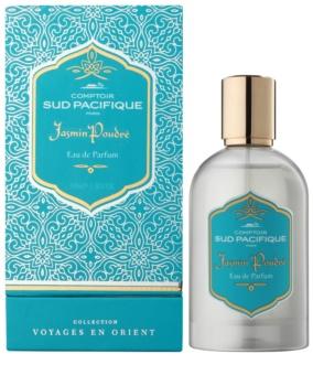 Comptoir Sud Pacifique Jasmin Poudre Eau de Parfum voor Vrouwen  100 ml