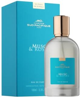 Comptoir Sud Pacifique Musc & Roses Eau de Parfum voor Vrouwen  100 ml