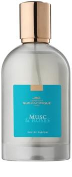 Comptoir Sud Pacifique Musc & Roses Eau de Parfum für Damen 100 ml
