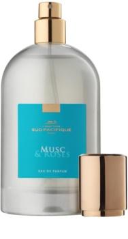 Comptoir Sud Pacifique Musc & Roses Eau de Parfum para mulheres 100 ml