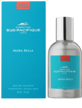Comptoir Sud Pacifique Mora Bella Eau de Toilette for Women