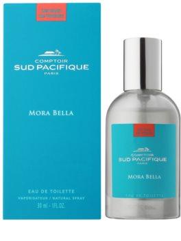 Comptoir Sud Pacifique Mora Bella eau de toilette per donna 30 ml