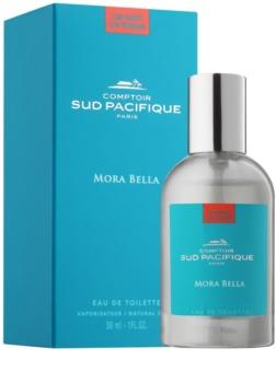 Comptoir Sud Pacifique Mora Bella Eau de Toilette voor Vrouwen  30 ml