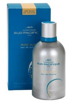 Comptoir Sud Pacifique Musc Alizé Eau de Toilette für Damen 100 ml