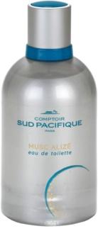 Comptoir Sud Pacifique Musc Alizé Eau de Toilette for Women 100 ml