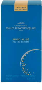 Comptoir Sud Pacifique Musc Alizé Eau de Toilette voor Vrouwen  100 ml