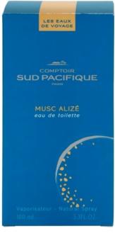 Comptoir Sud Pacifique Musc Alizé toaletní voda pro ženy 100 ml