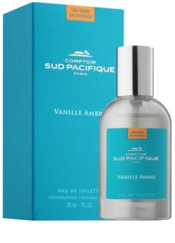 Comptoir Sud Pacifique Vanille Ambre Eau de Toilette für Damen 30 ml
