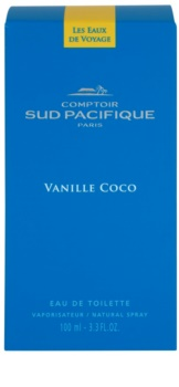 Comptoir Sud Pacifique Vanille Coco eau de toilette pentru femei 100 ml