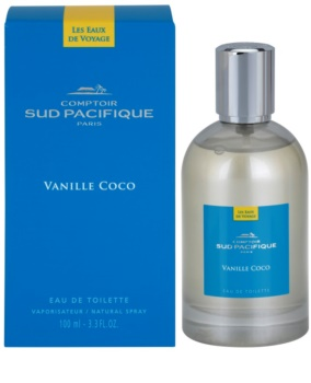 Comptoir Sud Pacifique Vanille Coco toaletní voda pro ženy 100 ml