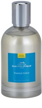 Comptoir Sud Pacifique Vanille Coco Eau de Toilette für Damen 100 ml