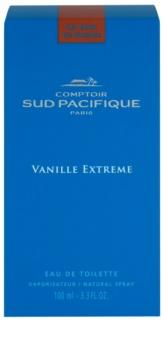 Comptoir Sud Pacifique Vanille Extreme Eau de Toillete για γυναίκες 100 μλ