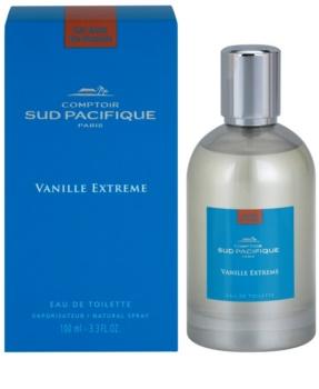 Comptoir Sud Pacifique Vanille Extreme Eau de Toilette für Damen 100 ml