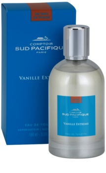 Comptoir Sud Pacifique Vanille Extreme toaletná voda pre ženy 100 ml