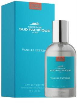 Comptoir Sud Pacifique Vanille Extreme Eau de Toilette para mulheres 30 ml
