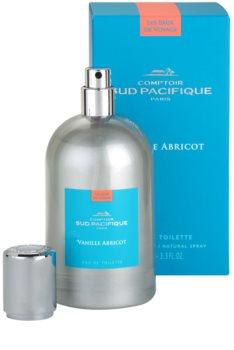 Comptoir Sud Pacifique Vanille Abricot Eau de Toilette für Damen 100 ml
