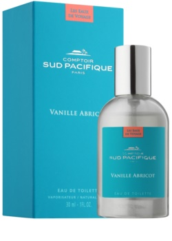 Comptoir Sud Pacifique Vanille Abricot eau de toilette nőknek 30 ml