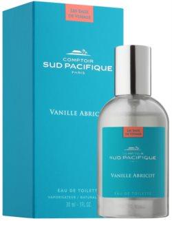 Comptoir Sud Pacifique Vanille Abricot Eau de Toilette voor Vrouwen  30 ml