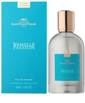 Comptoir Sud Pacifique Vanille Passion Eau de Parfum voor Vrouwen  100 ml