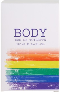 Concept V Body Eau de Toilette für Herren 100 ml
