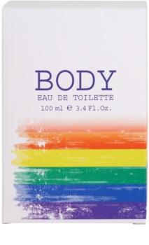 Concept V Body woda toaletowa dla mężczyzn 100 ml