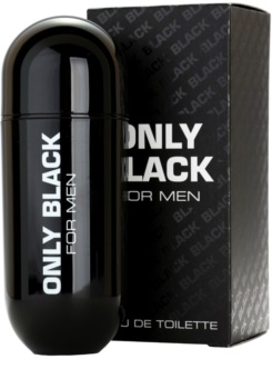 Concept V Only Black Eau de Toilette für Herren 80 ml