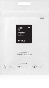 Cosrx Clear Fit Master čistiaca náplasť pre problematickú pleť