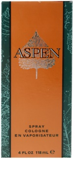 Coty Aspen eau de cologne pentru barbati 118 ml