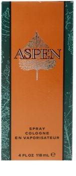 Coty Aspen Eau de Cologne voor Mannen 118 ml