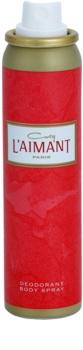 Coty L'Aimant deodorant Spray para mulheres 75 ml