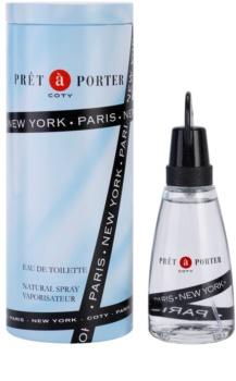 Prêt à Porter Coty Pret á Porter Eau de Toilette para mulheres 50 ml