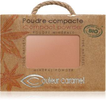 Couleur Caramel Compact Powder pudra compacta