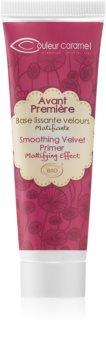 Couleur Caramel Smoothing Velvet Primer podkladová báze pod make-up pro mastnou pleť