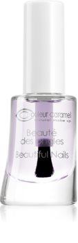 Couleur Caramel Beautiful Nails vyhlazující podkladový lak na nehty se zpevňujícím účinkem