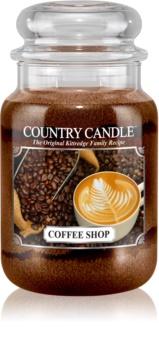 Country Candle Coffee Shop dišeča sveča  652 g