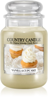 Country Candle Vanilla Cupcake dišeča sveča  652 g