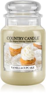 Country Candle Vanilla Cupcake vonná sviečka 652 g