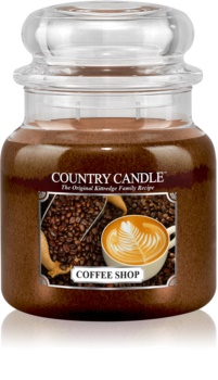 Country Candle Coffee Shop Scented Candle 453 g