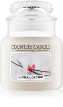 Country Candle Vanilla Orchid Geurkaars 453 gr