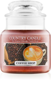 Country Candle Coffee Shop Scented Candle 104 g
