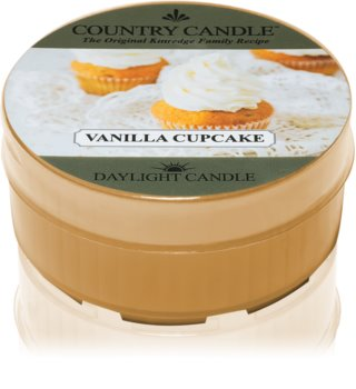 Country Candle Vanilla Cupcake čajová sviečka 35 g