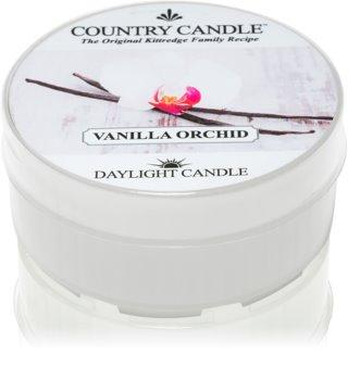 Country Candle Vanilla Orchid čajová svíčka 42 g