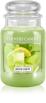 Country Candle Honey Dew bougie parfumée