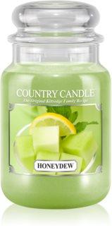 Country Candle Honey Dew vonná svíčka 652 g