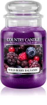 Country Candle Wild Berry Balsamic scented candle