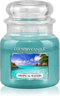 Country Candle Tropical Waters dišeča sveča  453 g